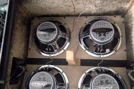 peavey xxx cab wiring the gear page speakers back in