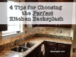 How To Choose A Kitchen Interesting How To Choose Kitchen Backsplash