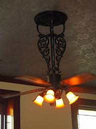 iron ceiling fans elegant to rustic mediterranean and more
