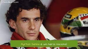 Ayrton Senna – Rio & Learn