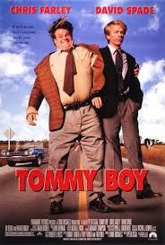 Фильм <b>Увалень Томми</b> (1995) - Tommy Boy - актеры и роли ...