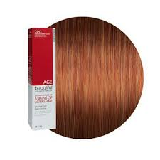 Age Beautiful Permanent Color Chart Agebeautiful Anti Aging Permanent Liqui Creme Haircolor 7rc