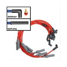 summit racing car and truck ignition wire summit spark plug wires spiro wound 8mm red straight boots dodge jeep 5 2 5 9l summit racing® ignition
