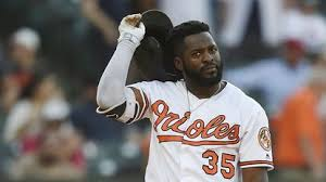 Hitless in 30 straight at-bats, 'pressing' Dwight Smith Jr. held out of  Orioles' lineup - Baltimore Sun