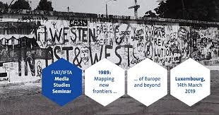 CfP - '1989: Mapping <b>New Frontiers</b> of <b>Europe</b> and Beyond' | C2DH ...