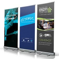Retractable Display Stands TradeshowQuality Retractable Banner Stand Kits by ArtiSign Sign 11