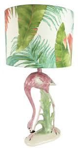 Pink Flamingo Lamp Flamingos Flamingo Decor Pink Flamingos