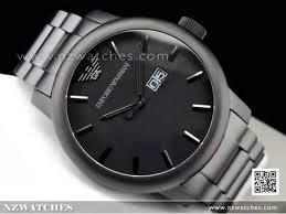 emporio armani classic matte black men watch ar0346 emporio armani classic matte black men watch ar0346