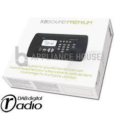 kbsound kbpremium dab radio