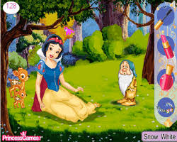 princess snow white lazy 4x3