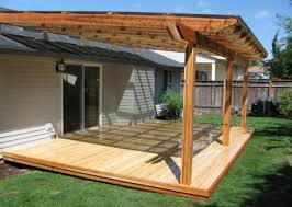 solid wood patio covers. Los Angeles County Deck Contractor Solid Wood Patio Covers
