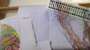 Вышивка крестиком для начинающих.<b>Набор для вышивки</b> ...