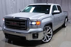 gmc sierra 2015 custom. Simple 2015 Custom Lowered  One Owner Free Carfax 2015 GMC Sierra 1500 SLE For  Sale At Fincheru0027s Texas Best Auto U0026 Truck Sales Located In Houston TX In Gmc M