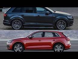 Audi Q5 2018 Vs Audi Q7 2018 Youtube Audi Q7 Audi Q5 Audi Q7 Quattro