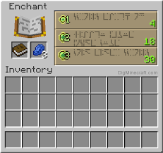 How to make an Enchanted Book in Minecraft