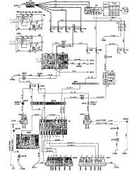 Volvo 850 1995 wiring diagrams tail l carknowledge