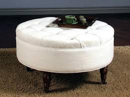 furnitures round ottoman coffee table unique white round fabric round fabric ottoman fabric covered round ottoman