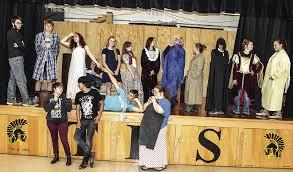 "Timberline Drama Club presents ""Crumpled Classics"" June 1-2   Community  News   clearwatertribune.com"