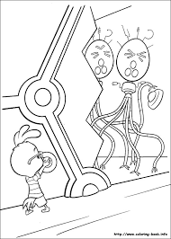 Small Picture Chicken Little Coloring Page Index Coloring Pages nebulosabarcom