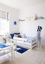 Nautical Childrens Bedroom Habitacia3n Infantil En Azul Y Blanco O Kids Room In Blue White