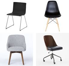 on the hunt for a stylish office chair awesome desk chair no wheels
