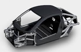 Exterior Car Body Design New Gordon Murray Aluminum And Composite Auto Body Design