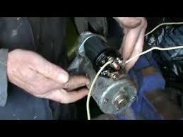 pre engaged starter motor solenoid Ford Starter Motor Wiring Ford 302 Starter Wiring Diagram