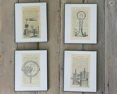 feed old book pages through the printer to make awesome silhouette prints for the home silhouette art silhouettes and unique