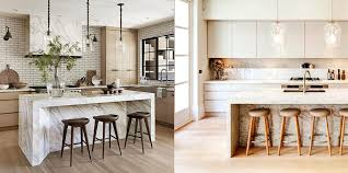 Modern wood floor designs Diamond Shaped Leftnbsp Nam Dang Mitchell nbsp Conklin Bros Light Wood Floors In Kitchen Paula Guzman