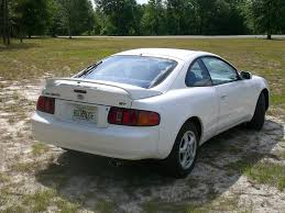 1994 Toyota Celica - Information and photos - ZombieDrive