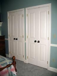 attractive double closet doors in intricate swing wadrobe ideas designs 26