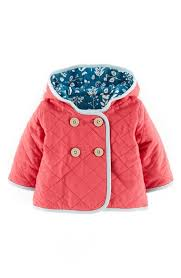 Mini Boden 'Cosy' Quilted Reversible Jacket (Baby Girls) available ... & Mini Boden 'Cosy' Quilted Reversible Jacket (Baby Girls) available at  #Nordstrom Adamdwight.com