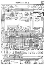 electrical wiring diagram for 1960 chevrolet 6 biscayne, belair, and 1960 impala ignition switch wiring diagram at 1960 Impala Wiring Diagram