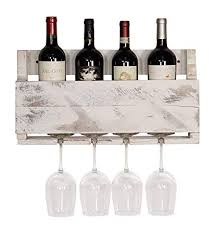 Superb Del Hutson Designs   The Little Elm Wine Rack, USA Handmade Reclaimed Wood,  Wall