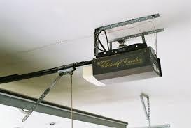 install garage door opener high ceiling