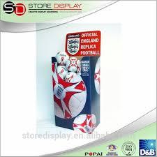 Football Display Stands Cardboard Display StandsPopular Design Custom Football Retailing 75