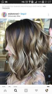 Possibly Fall Winter Hair Color Style