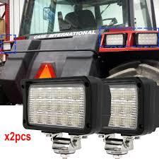 Led Lights For John Deere 8300 Led Work Light 45w Rectangular Flood Beam John Deere 7400 7810 7200 7800 7700 X2