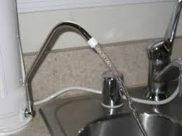 countertop water filter how to install a countertop water filter