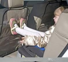 baby kids toddler anti kick mat car back seat protection cover protector sheet auto liner vehicle mat mud cleaner car interior decor car interior decoration