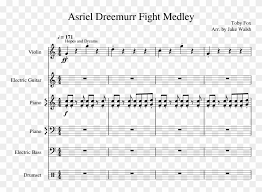All you have to do is read the letter notes and play corresponding keys. Asriel Dreemurr Fight Medley Sheet Music For Piano Sheet Music Hd Png Download 850x1100 4982973 Pngfind