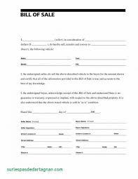 texas motor vehicle bill of