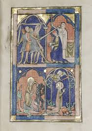 the translation of thomas becket medieval manuscripts blog 011add000038116u00013000