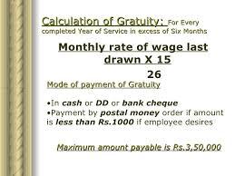 15 Gratuity Chart Gratuity