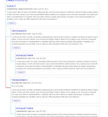 Comment Design Css Customize Wp_list_comments Design Stack Overflow
