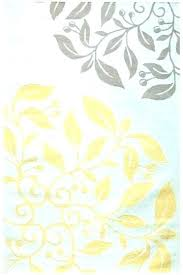 light yellow rug and gray at studio pertaining to blue area rugs awesome 5 decor trellis light yellow rug
