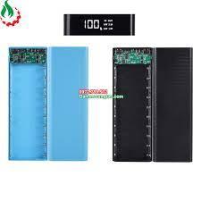 DMST Box sạc dự phòng 10 cell 18650 có lò xo hiển thị LCD tại TP. Hồ Chí  Minh