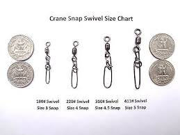5 Pack Stainless Snap Swivels Stay Lok Snap Afw Crane Swivel Select Size Ebay