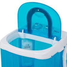 Travel Washing Machine Amazoncom Della Electric Small Mini Portable Compact Washer
