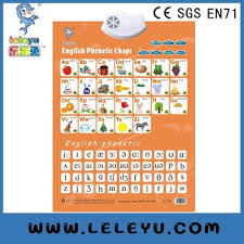 Learning Chart English Alphabet Phonetic Learning Chart Education Learning Charts Learning Toys Sgs Manufacturer Buy English Alphabet Chart English Phonetic